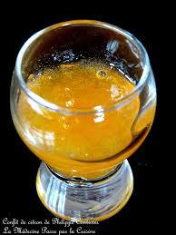 la m馘ecine passe par la cuisine confit de citron de philippe conticini une recette de base à