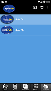 Spire Fm Whats On In Spire Fm Android Apps On Play