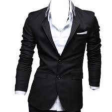zeagoo men s casual dress slim fit stylish suit blazer coats