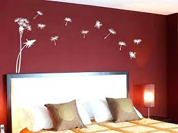 Bedroom Wall Paint Design Ideas Painting Wall Ideas For Bedroom Serviette Club