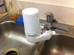water filter kitchen faucet pur vs brita faucet water filter jeffé
