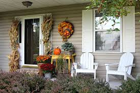 farmhouse porches fall porch decor farmhouse style house of hawthornes