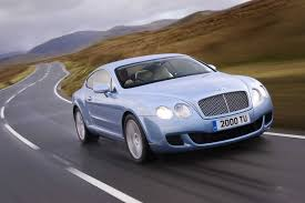 bentley 2000 bentley continental gt 1st generation