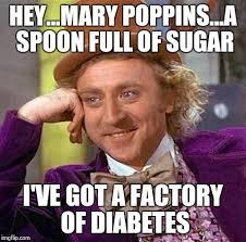 Mary Poppins Meme - creepy condescending wonka meme imgflip