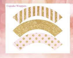cupcake wrappers etsy