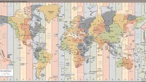 Utc Time Zone Map by This Guy Says Getting Rid Of Time Zones Will Improve Everyone U0027s