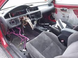honda hatchback 1993 1993 honda civic si hatchback 3 door 1 6l roller for sale