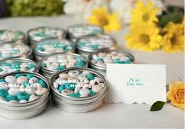 custom wedding favors 3 ideas for personalized wedding favors