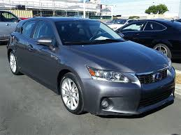 lexus service san diego 2012 used lexus ct 200h fwd 4dr hybrid at mercedes benz of san