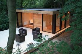 small prefab modern house amazing best prefab homes with black