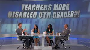 under the table jobs for disabled teachers mock disabled 5th grader youtube