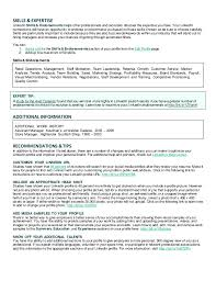 Skills To Add To Your Resume Best Critical Essay Ghostwriting Website For College Lab Report