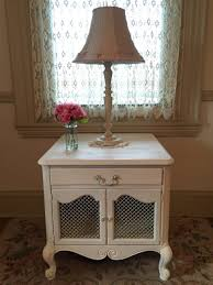 nightstands simply shabby chic armoire beach cottage nightstands