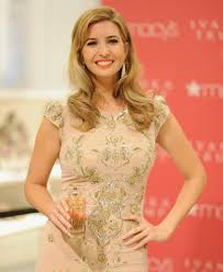 spotted ivanka trump at launch of her new perfume hamilton