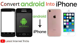 turn android into iphone how to turn android into iphone ios free 2018