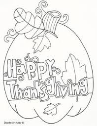 coloring thanksgiving basket cornucopia coloring pages