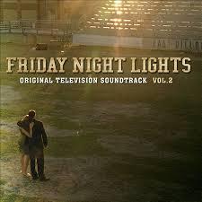 friday night lights book online friday night lights vol 2 original soundtrack original tv