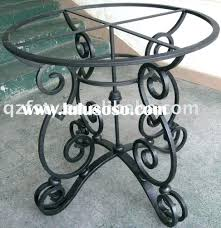 wrought iron tables for sale wrought iron table base wrought iron table base for mosaic wrought
