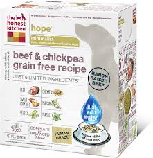 Honest Kitchen Dog Food Reviews by The Honest Kitchen Hope Grain Free Dehydrated Dog Food 4 Lb Box