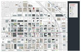 Chicago Loop Map by West Loop Z Chicago Real Estate