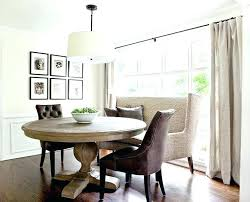 Circle Dining Table Top Half Circle Dining Table Pictures Table With Bench