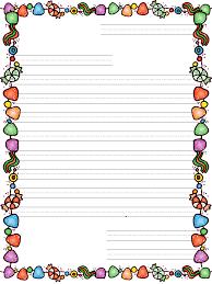 letter writing paper santa letter writing paper template santa letter templates
