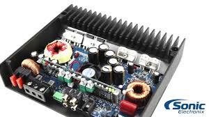 home theater monoblock amplifier audiocontol epicenter 600 class d monoblock amplifier product