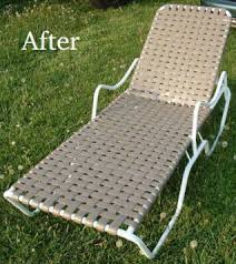 Carter Grandle Outdoor Furniture by Patio And Pool Furniture Repair Vinyl Strapping Strap Replacements
