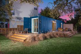 tiny home airbnb for rent tiny container houses by the beach coastal living