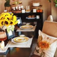 lovely image of dining room decoration using hgtv thanksgiving