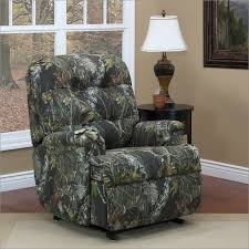 Youth Camo Recliner 5555 Series Sleeper Reclining Lift Chair In Mossy Oak By Medlift