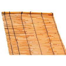 stuoia bamboo arella in bambu stuoia tenda s carrucole ombreggiante in canniccio
