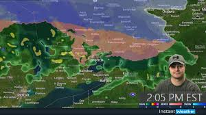 Instant Weather Map Video Update For Freezing Rain Timing Instant Weather Ontario