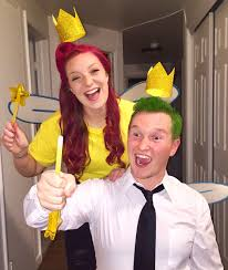 Diy Halloween Costume Pinterest by Cosmo And Wanda Fairly Odd Parents Diy Halloween Costume
