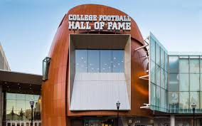 thanksgiving college football college football hall of fame u0026 fil a fan experience