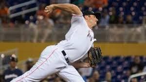Pitcher Bryan Morris designated by Marlins   MLB com