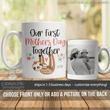 our s day together personalized mothers day gifts unique mothers day shirts