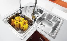 lavello angolare lavello ad angolo le migliori idee di design per la casa