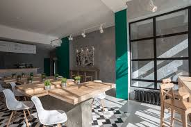 Cafe Interior Design Wok Cafe Interior Design Branding