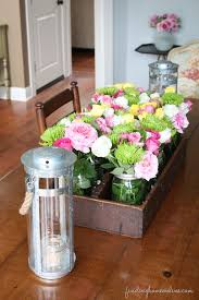 Flowers For Dining Room Table by My Favorite Decorating Ideas Trays Finding Home Farms