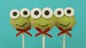 Halloween Cake Pops Recipe How To Make Keroppi Cake Pops Youtube