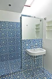 blue tiles bathroom ideas outside the box bathroom tile ideas