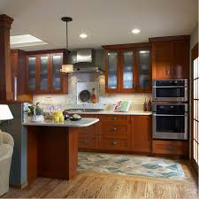 popular solid wood kitchen furniture buy cheap solid wood kitchen