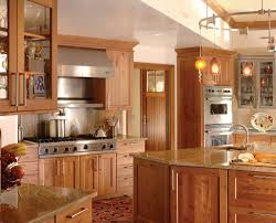 Kitchen Ideas With Cherry Cabinets by Cherry Wood Kitchen Cabinets Design Brown Cherry Wood Kitchen