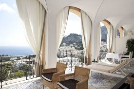 capri tiberio palace a refined contemporary hotel idesignarch