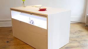 Aluminum Kitchen Backsplash Kitchen Room Apartment Kitchen White Backsplash Aluminum Modern
