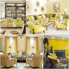 yellow decor ideas add brightness with 15 yellow living room decorating ideas
