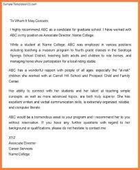 writing a college recommendation letter for your child cover