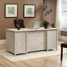 Edgewater Computer Desk Sauder Edge Water Executive Desk 418795 Sauder The Furniture Co