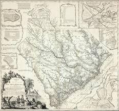 sc highway map 1773 map of south carolina